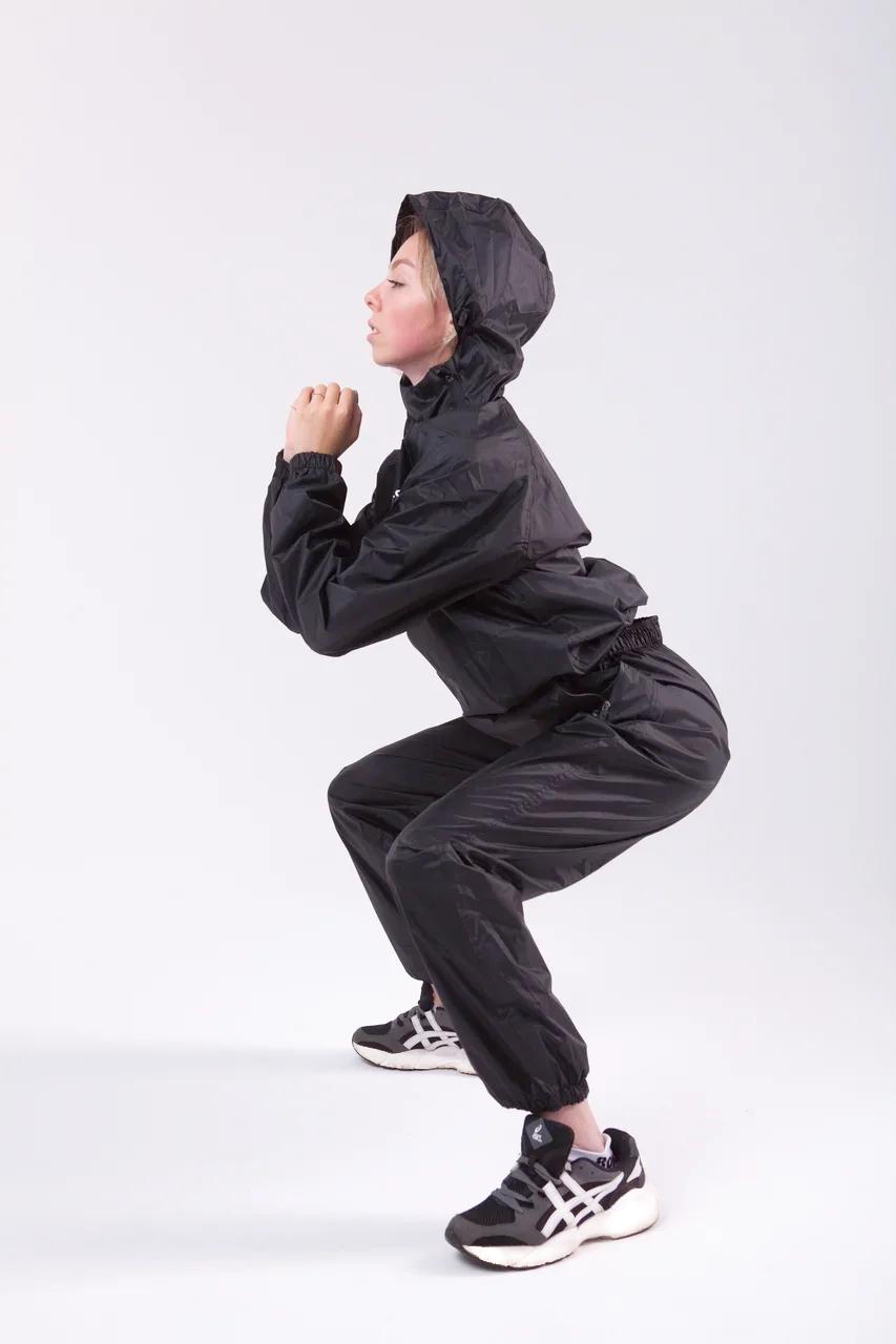 Костюм-сауна для тренировок и похудения, Pure+S-3
