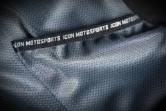 Мотокуртка - ICON TEAM MERC