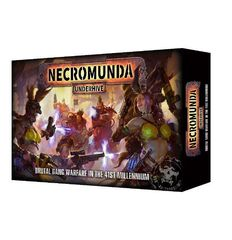 Necromunda: Underhive. Английская версия
