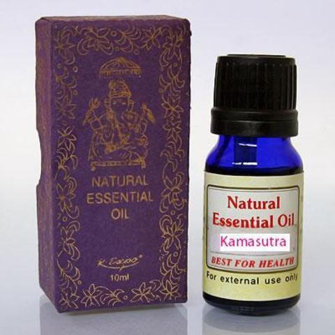 Масло парфюмерное Kamasutra 10 мл
