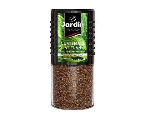купить Кофе растворимый Jardin Guatemala Atitlan, 190 г стеклянная банка