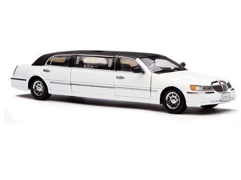 Коллекционная модель Lincoln Limousine 2000