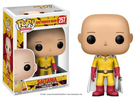 Фигурка Funko POP! Vinyl: One Punch Man: Saitama 14993