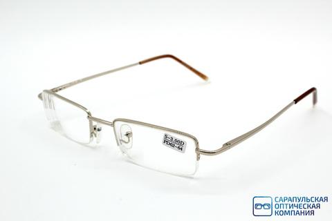 Очки готовые для зрения на леске LANBOSI 5079