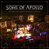 Sons Of Apollo / Live With The Plovdiv Psychotic Symphony (Limited Deluxe Edition)(3CD+DVD+Blu-ray)