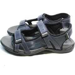 Летние босоножки сандали спортивные Mi Lord 2066EKO Blue