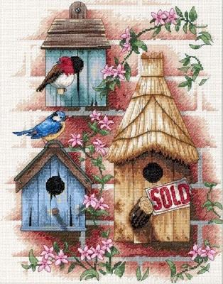 Набор для вышивания Новый дом. Арт. 3066