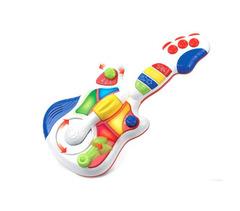 Hap-p-kid Детская музыкальная гитара (свет и звук) (3856Т)