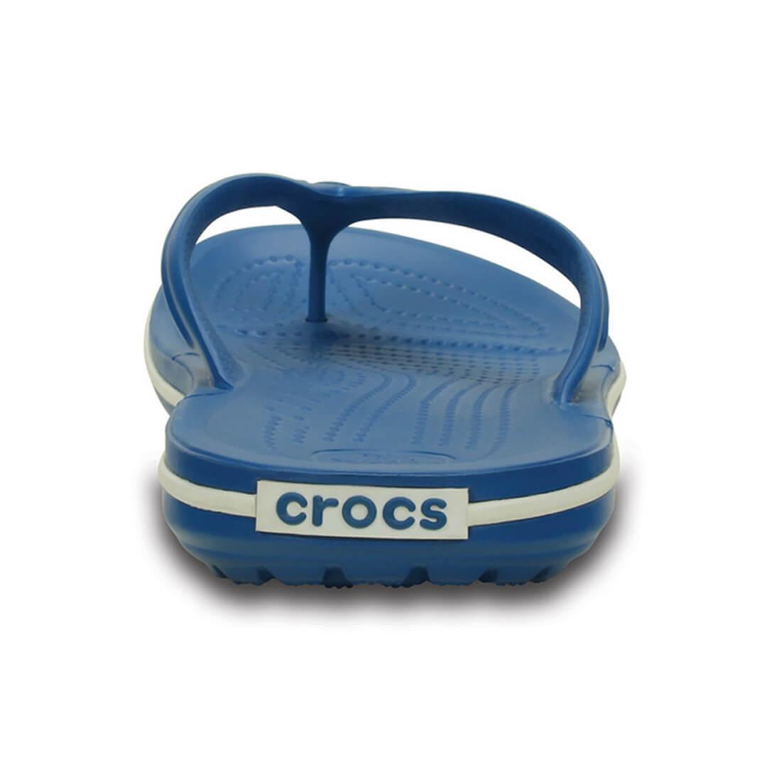 Шлепанцы Crocs Crocband Flip Голубые