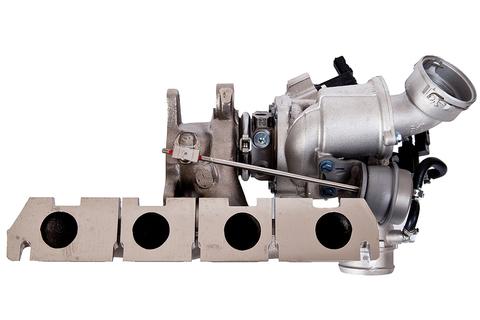 Турбина K03 Ауди 1,8 TFSI 160 л.с.