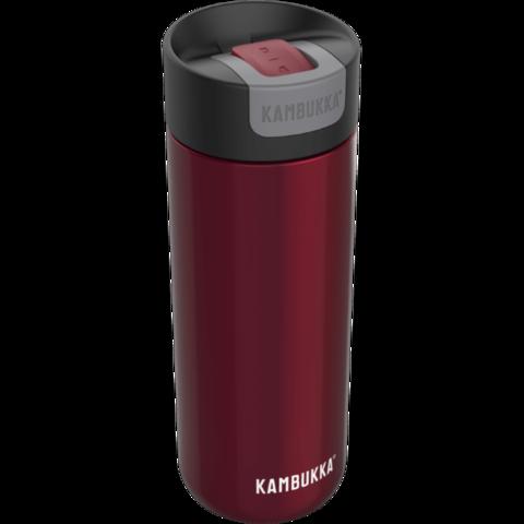 Термокружка Kambukka Olympus красная
