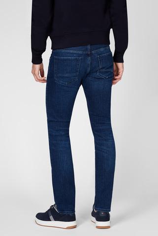 Мужские темно-синие джинсы STRAIGHT DENTON BRIDGER Tommy Hilfiger