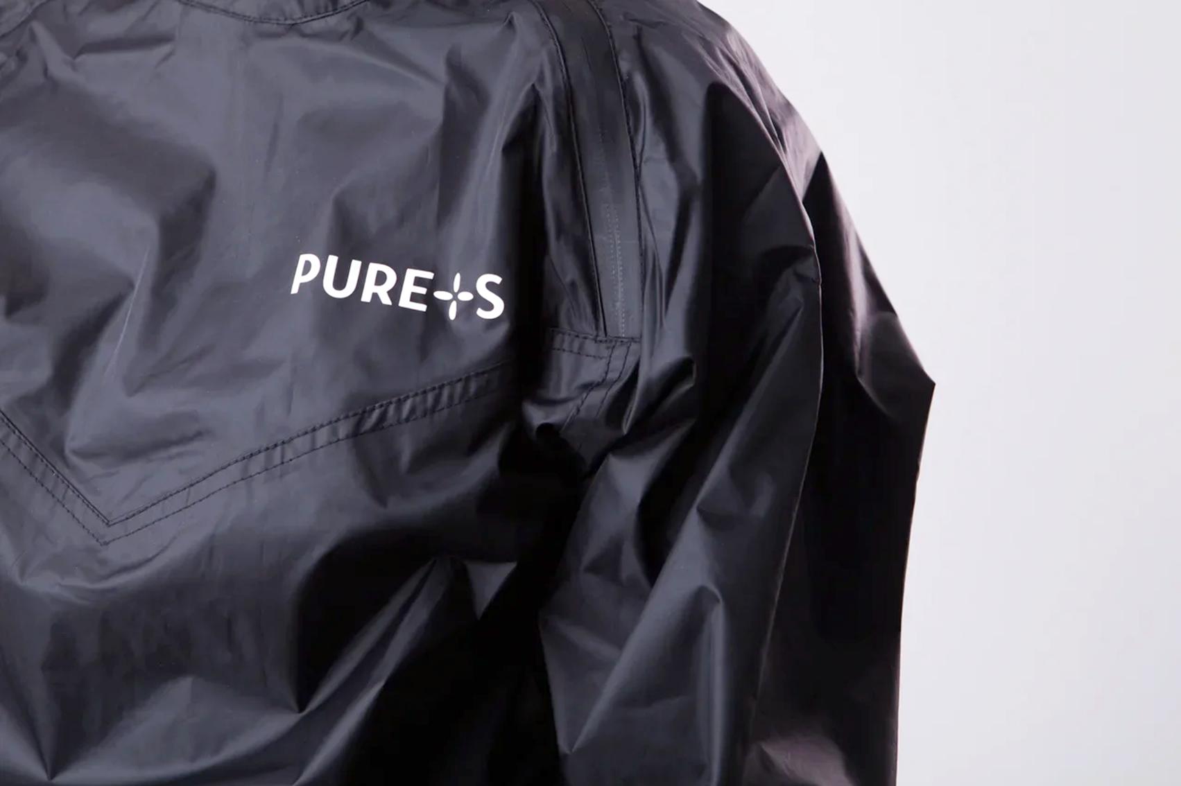 Костюм-сауна для тренировок и похудения, Pure+S-6