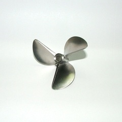 6219/3  Propeller, Rigger Hydro 27cc Stainless Steel