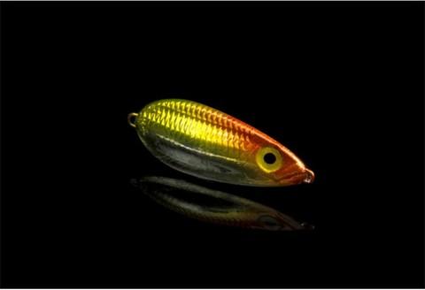 Блесна ручной работы Lucky от компании Fire Fish цвет 002