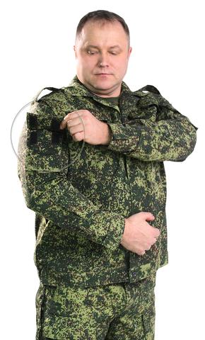Костюм Спецназ тк. Рип-стоп Цифра