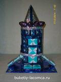 Ракета из конфет