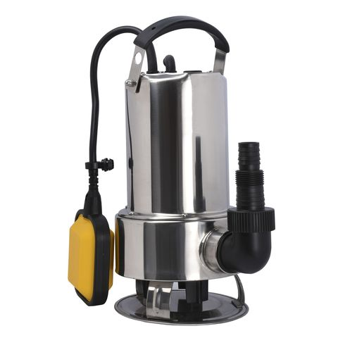 Насос дренажный Optima Q550B52R 0,55 кВт для грязной воды нерж,