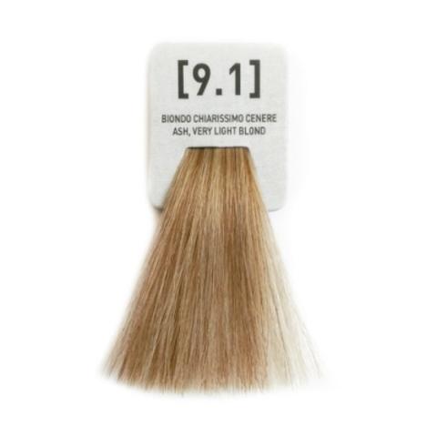 INCOLOR [9.1] Пепельный очень светлый блондин (100 мл)