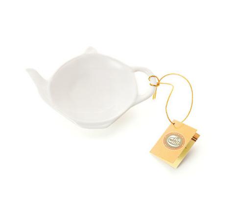 Блюдце для чайных пакетов