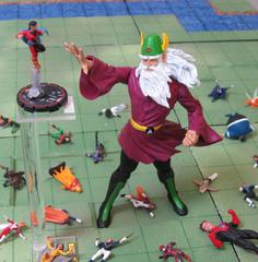 Фигурка DC Direct Legion of Super-Heroes - Mordru (Мордру)