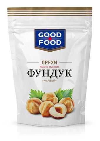GOOD FOOD Фундук жареный 130 г