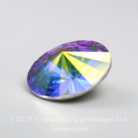 1122 Rivoli Ювелирные стразы Сваровски Crystal AB (16 мм) ()