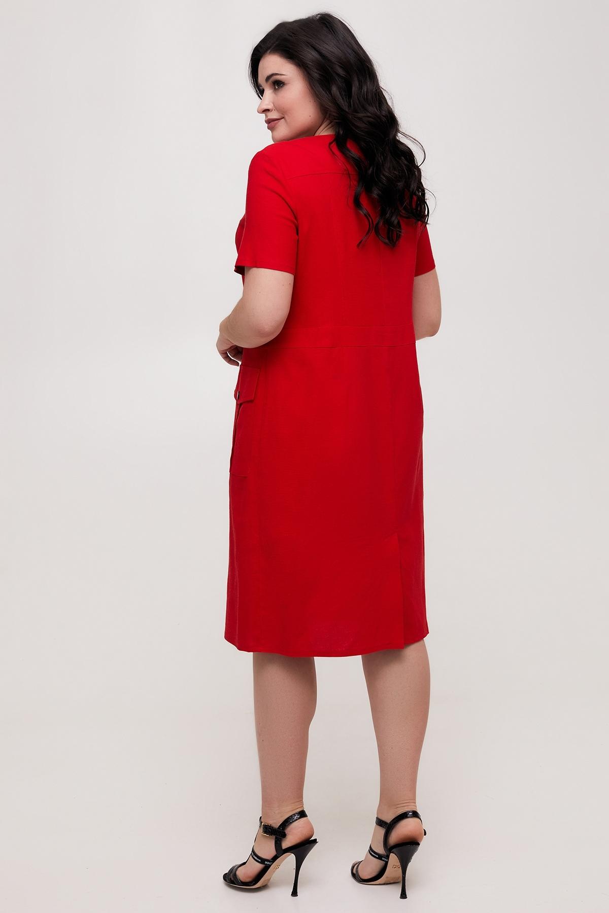 Сукня Аркадія (Аркадия) (червоний)