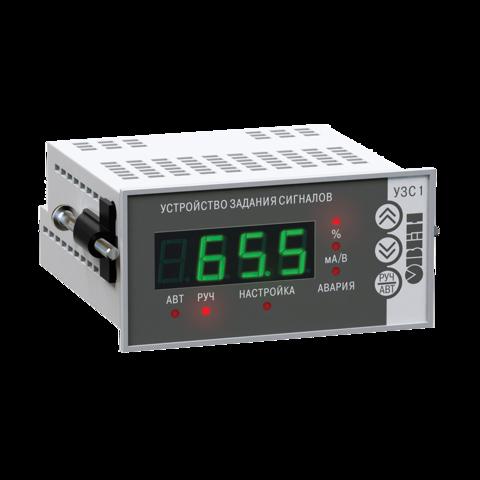 УЗС1 цифровой задатчик сигналов 4…20 мА и 0…10 В