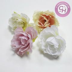 Цветок розы чайной, 1 шт.