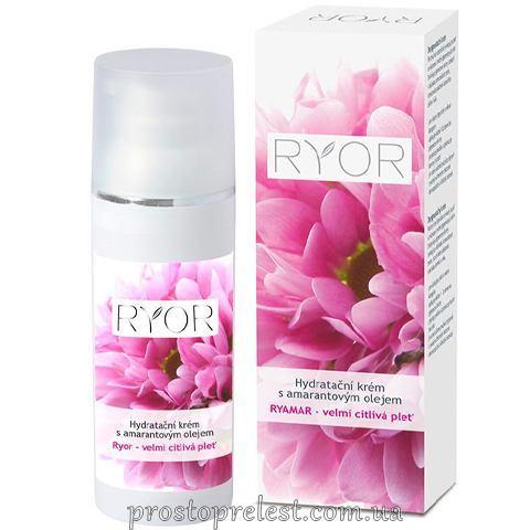 Ryor Ryamar Hydrating Cream - Гідратний крем з амарантовою олією