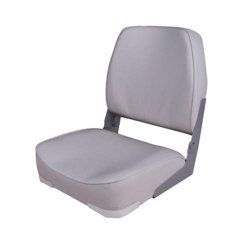 Сиденье мягкое складное Economy Low Back Seat, серое