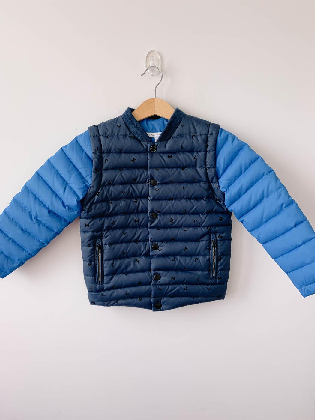 Куртка-жилет Little Marc Jacobs