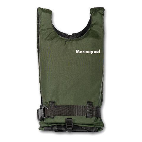 Жилет страховочный Kayak & Canoe Vest, оливковый