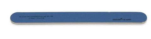 ZINGER Пилка-наждак EJ-109 светло-синяя 150/220