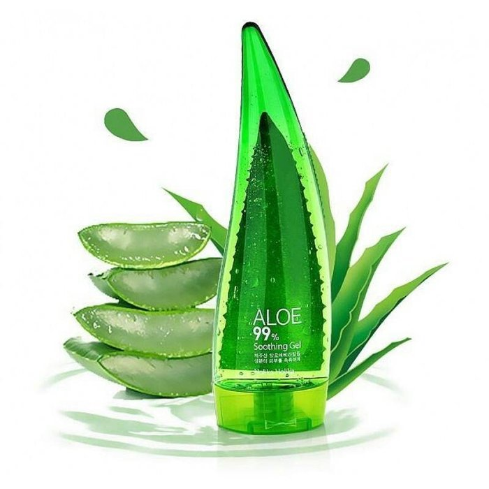 Гель алоe Holika Holika aloe 99% soothing gel