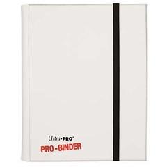 Ultra Pro - Белый альбом для хранения карт с листами 3*3