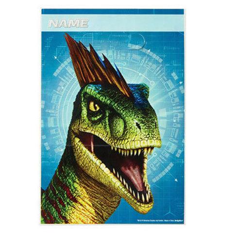 Пакеты для сувениров Эра Динозавров, 8шт