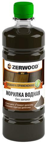 Морилка водная Zerwood MV мокко 0,5л