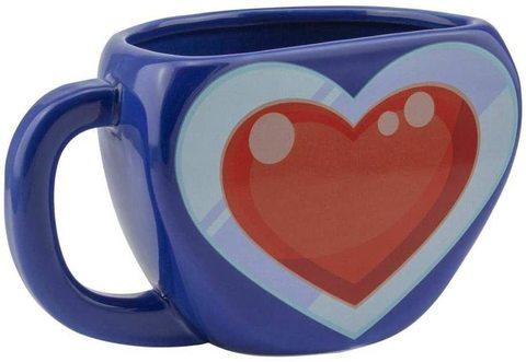3D кружка Heart Container Mug Legend of Zelda