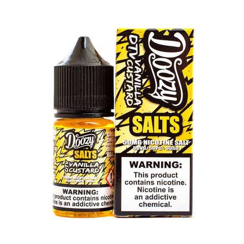 Жидкость Doozy Salt 30 мл Vanilla Custard