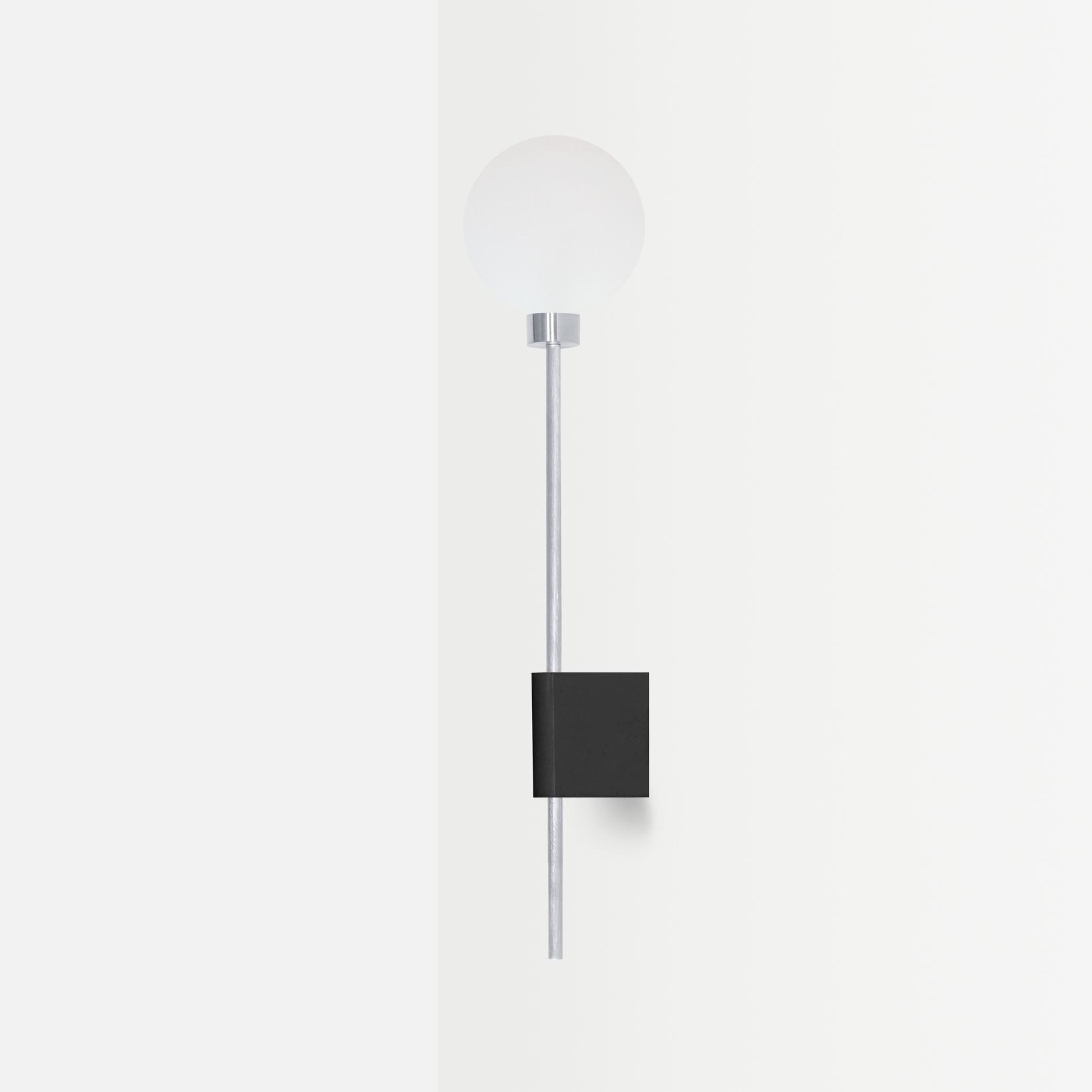 Настенный светильник Lanta черный гранит - вид 3