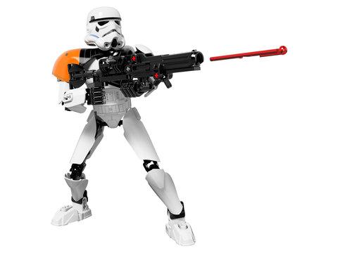 LEGO Star Wars: Командир штурмовиков 75531 — Stormtrooper Commander — Лего Звездные войны Стар Ворз
