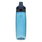 Бутылка для воды из тритана с кнопкой, 900 мл, артикул 680_Мульти, производитель - Sistema, фото 6