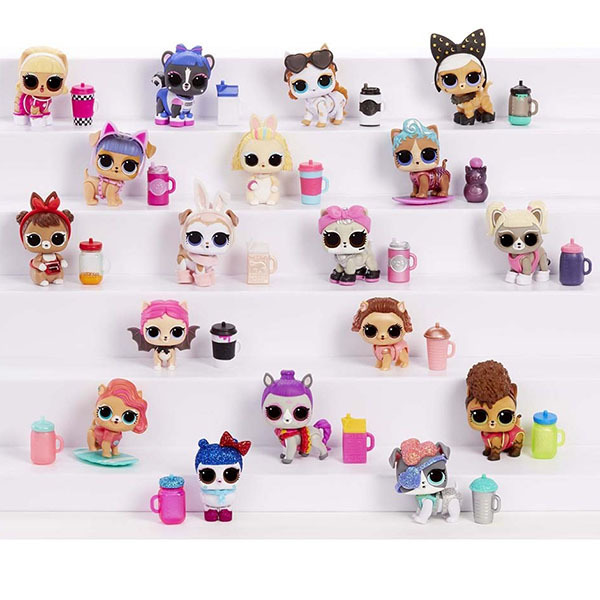 Игровой набор MGA Entertainment LOL Surprise Fluffy Pets Winter Disco 559719