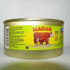 Масло сливочное стерилизованное 82,5%  Карат в магазине Каша из топора