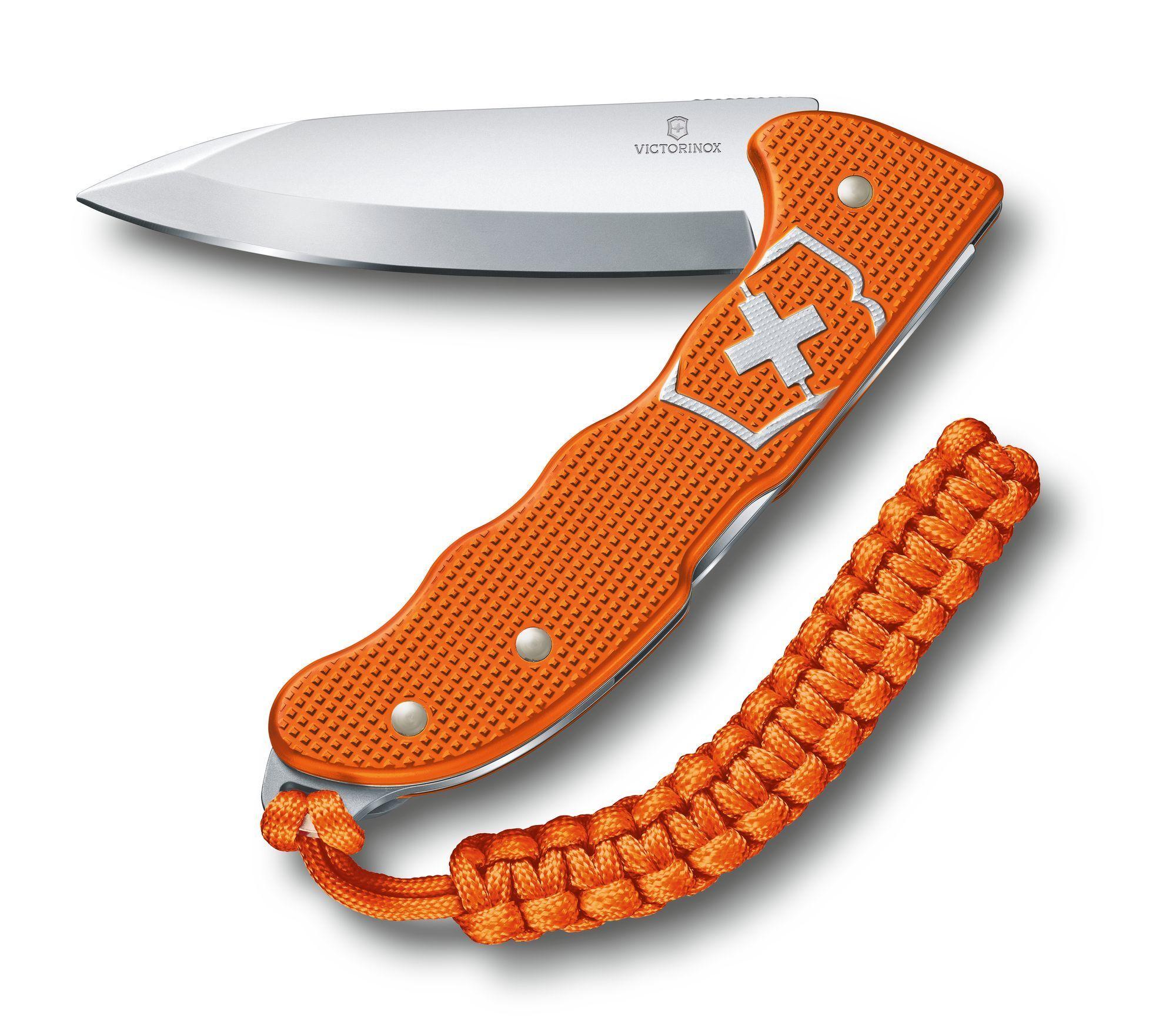 Складной швейцарский нож Victorinox Hunter Pro Alox Limited Edition 2021, цвет оранжевый (0.9415.L21) лимитированное издание | Wenger-Victorinox.Ru