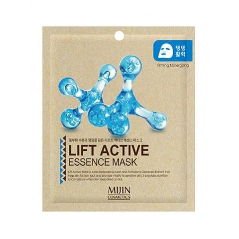 Маска для лица с лифтинг эффектом MIJIN COSMETICS Lift Active Essence Mask