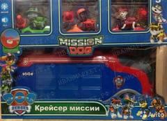 Патрулевоз Крейсер Миссии