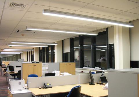 Универсальный светодиодный светильник  Svetilium TradeLine